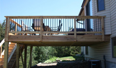 Hudson Deck, Porch and Home Builder